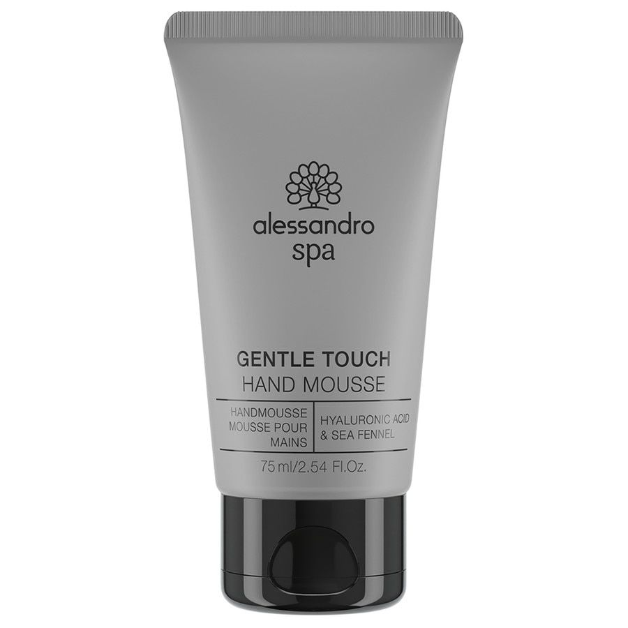 Alessandro Spa Hand Mousse Gentle Touch