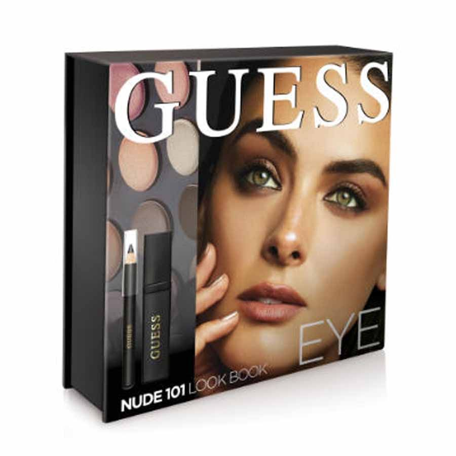 Guess Look Book Nude 101 Eye Kit