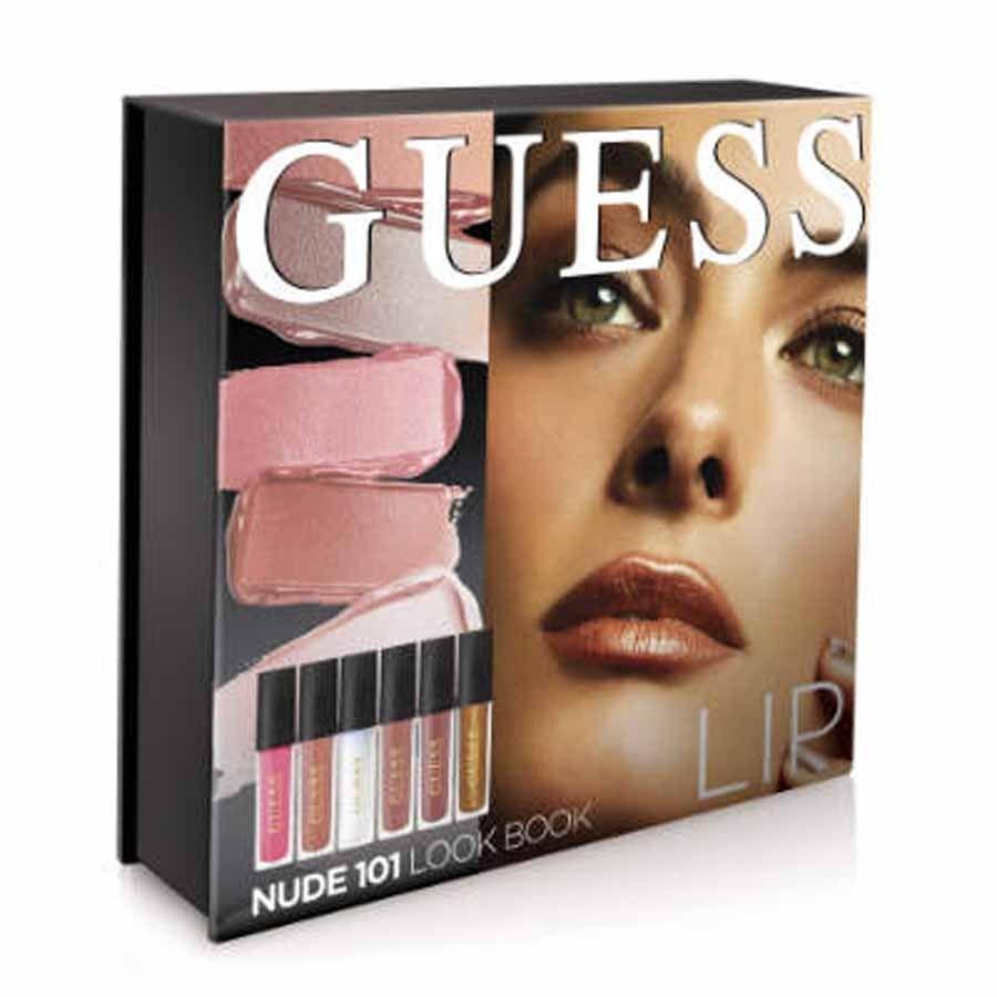 Guess Look Book Nude 101 Lip Kit