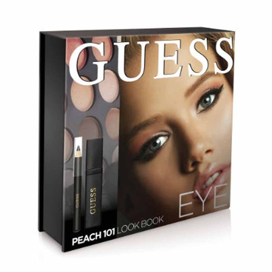 Guess Look Book Peach 101 Eye Kit