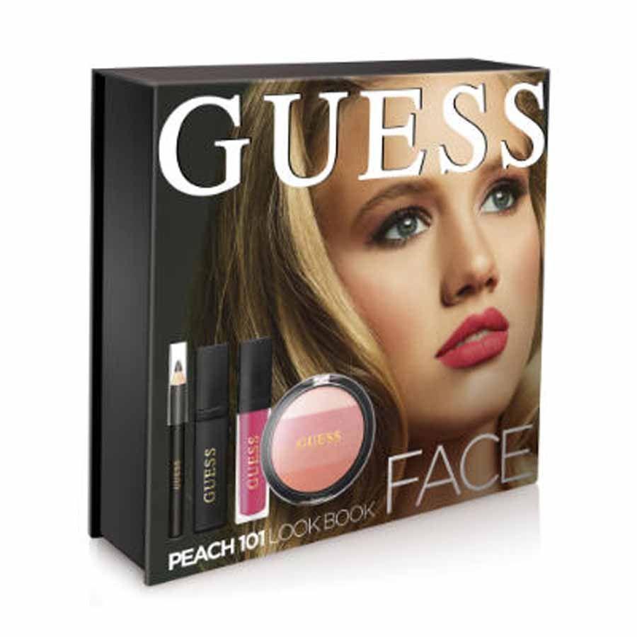 Guess Look Book Peach 101 Face Kit