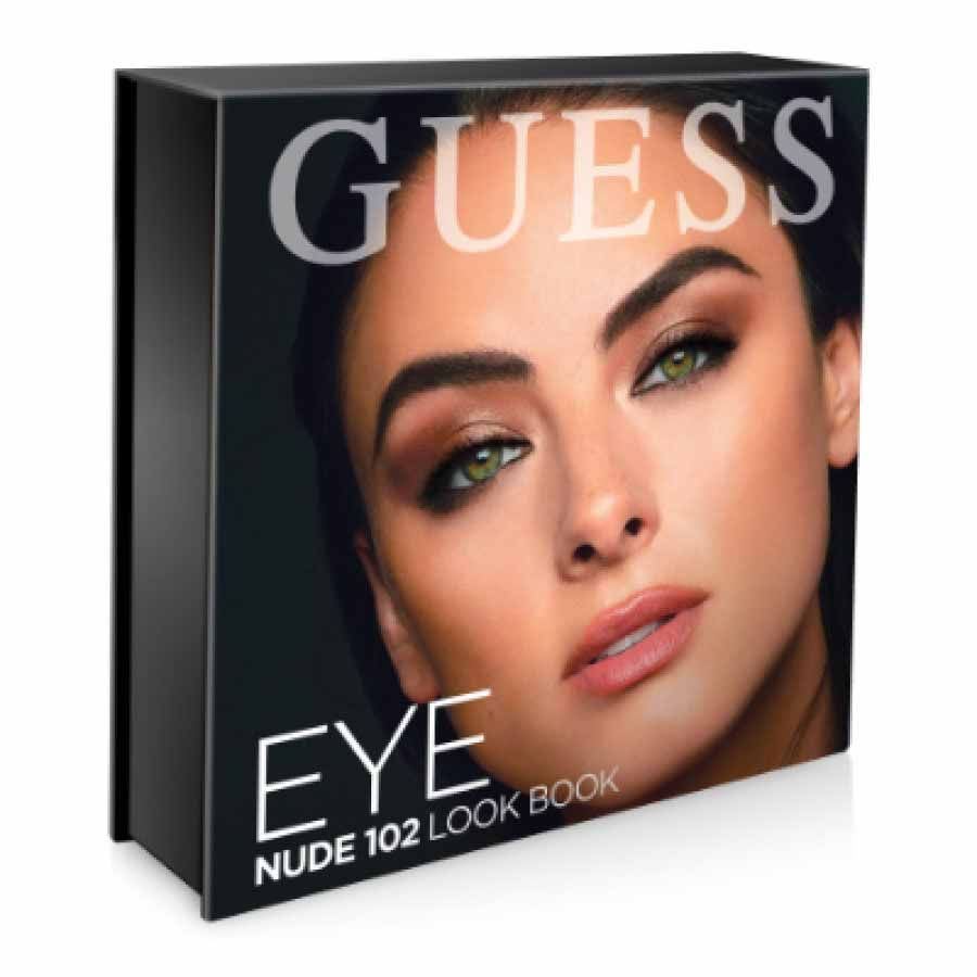 Guess Look Book Nude 102 Eye Kit