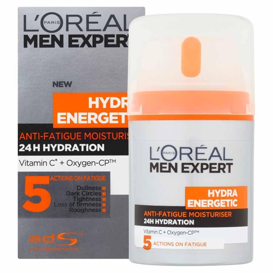 L´Oréal Paris Men Expert Hydra Energetic proti známkám únavy