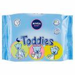 Nivea Nivea Baby Multifunkční ubrousky Toddies