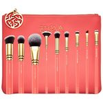 ZOEVA Coral Shine Brush Set