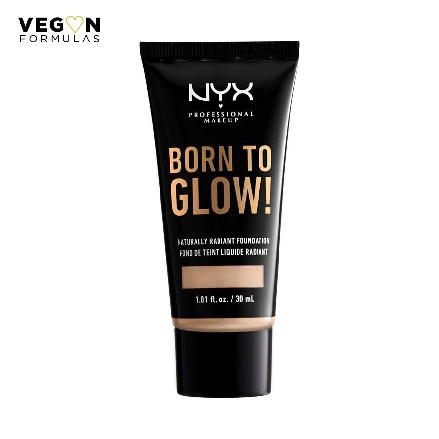 NYX Professional Makeup Born to Glow! Naturally Radiant Foundation