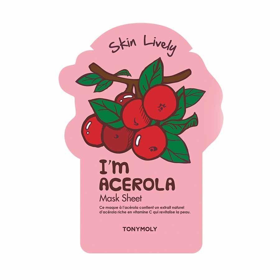 Tonymoly I'm Real Acerola Mask Sheet