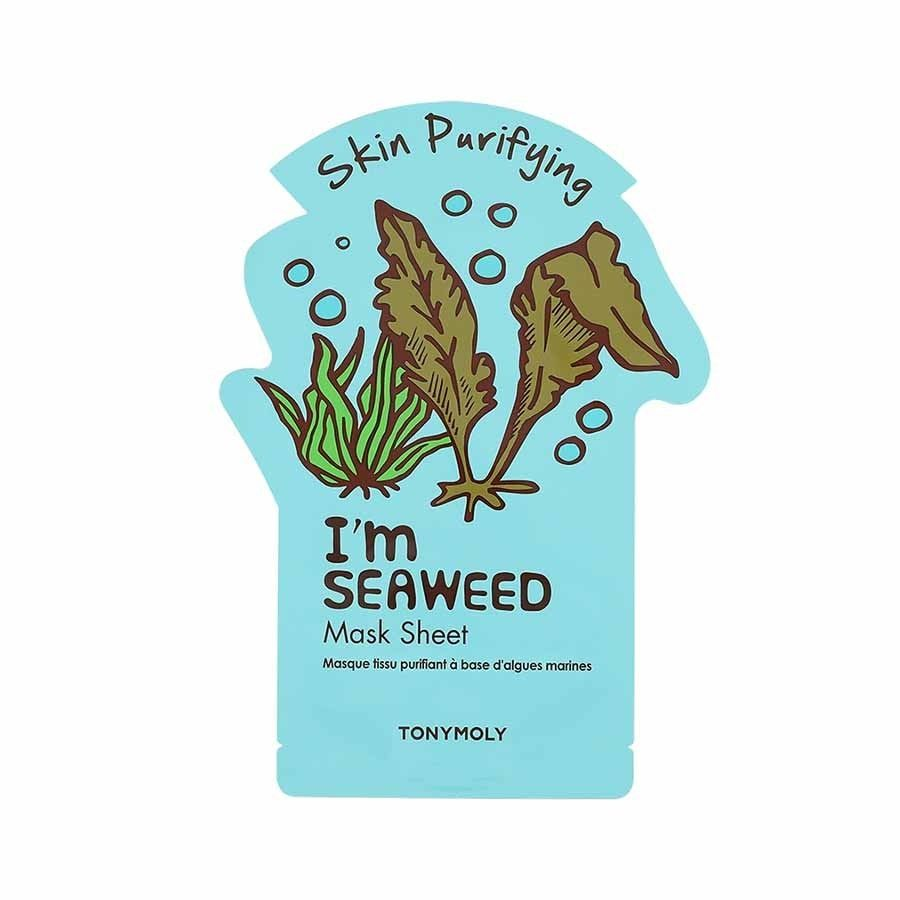 Tonymoly I'm Real Seaweed Sheet Mask