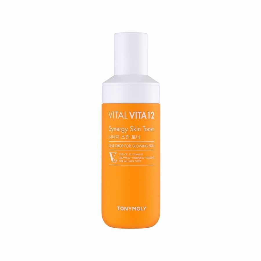 Tonymoly Vital Vita 12 Synergy Skin Toner