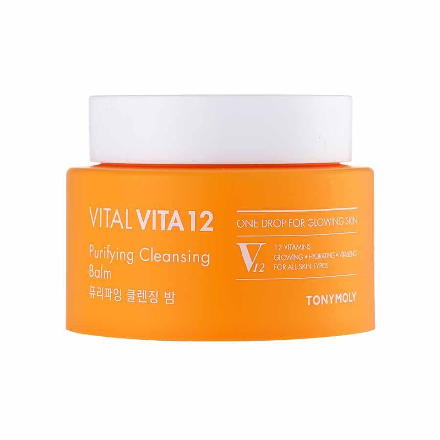 Tonymoly Vital Vita 12 Purifying Cleansing Balm