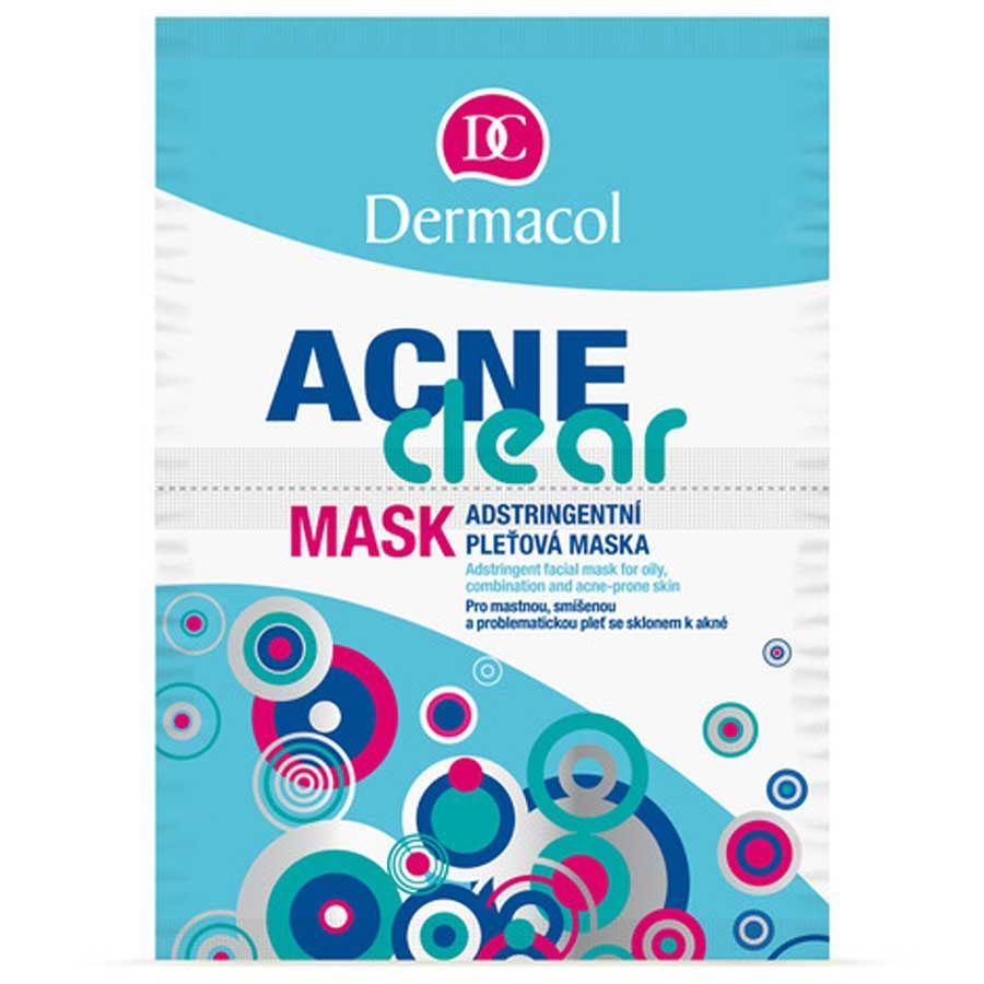 Dermacol ACNEclear Maska - jednorázová maska