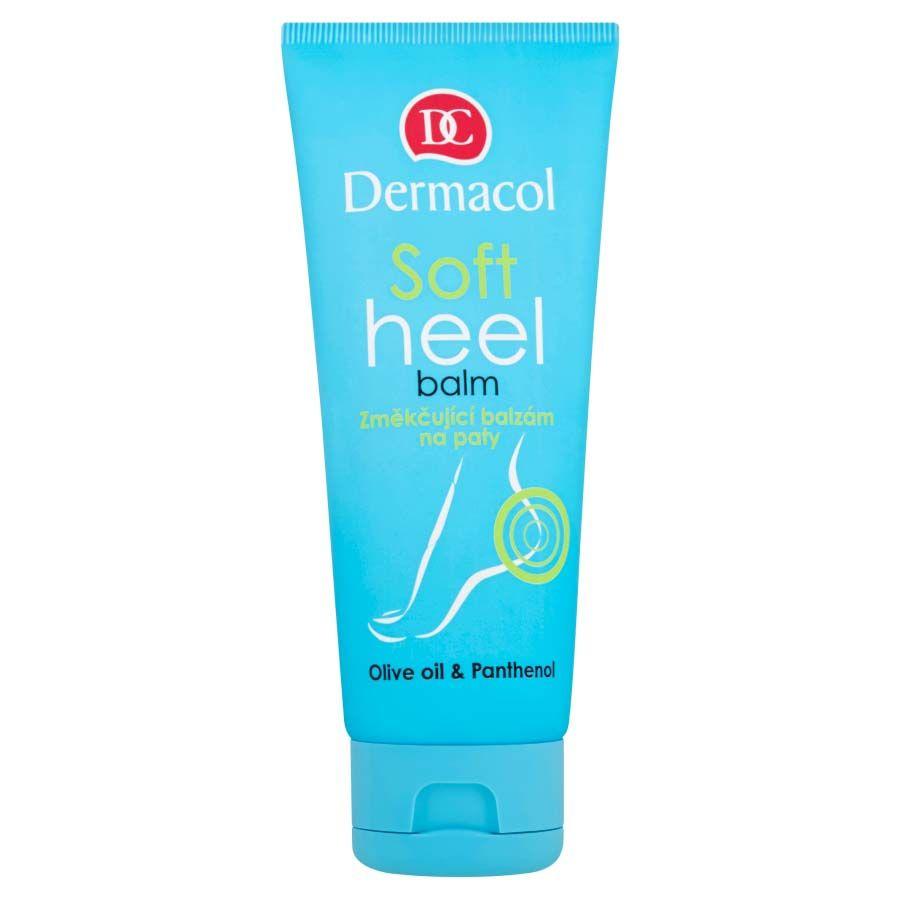 Dermacol Soft heel změkčující balzám na paty