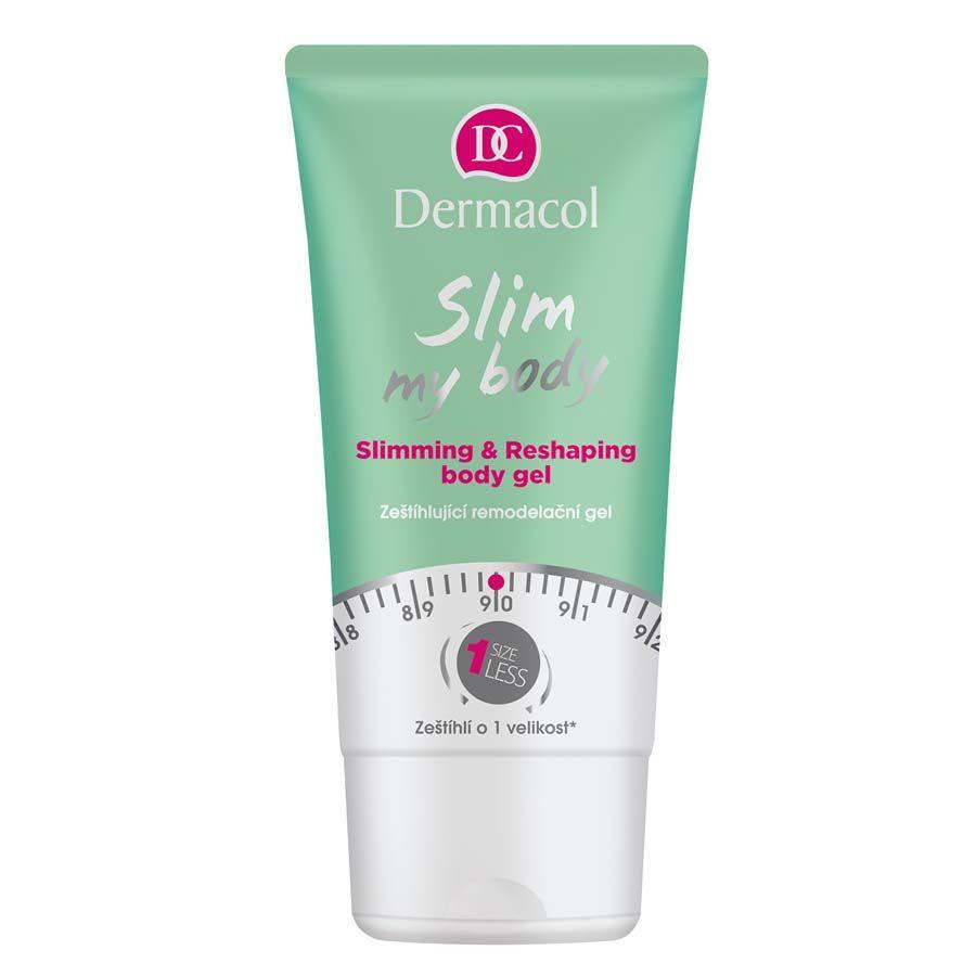 Dermacol Slim my body zeštíhlující remodelační gel