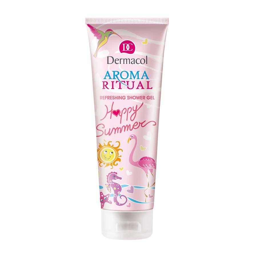 Dermacol Aroma Ritual - shower gel Happy summer