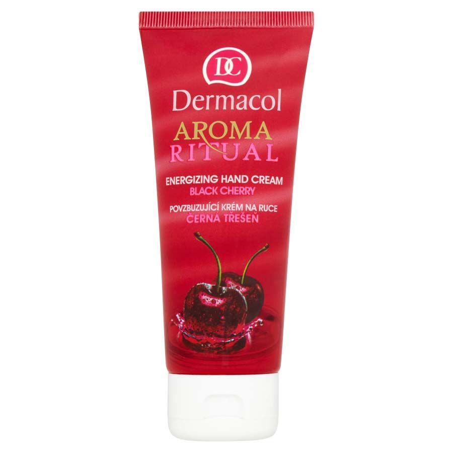 Dermacol Aroma Ritual Energizing Hand Cream - Black Cherry