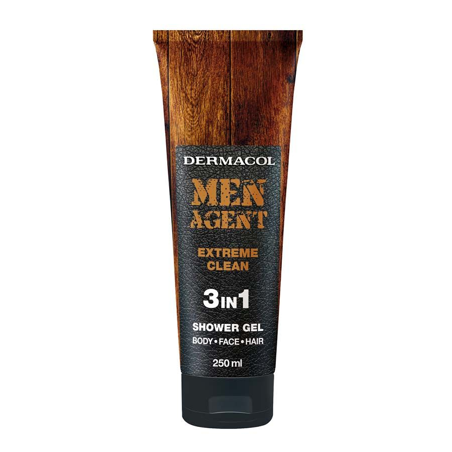 Dermacol MEN AGENT 3 in 1 Extreme Clean