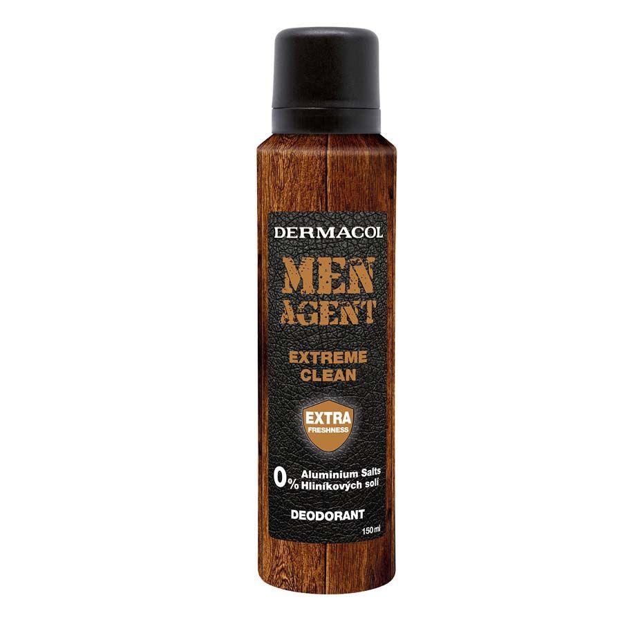 Dermacol MEN AGENT Deodorant Extreme Clean