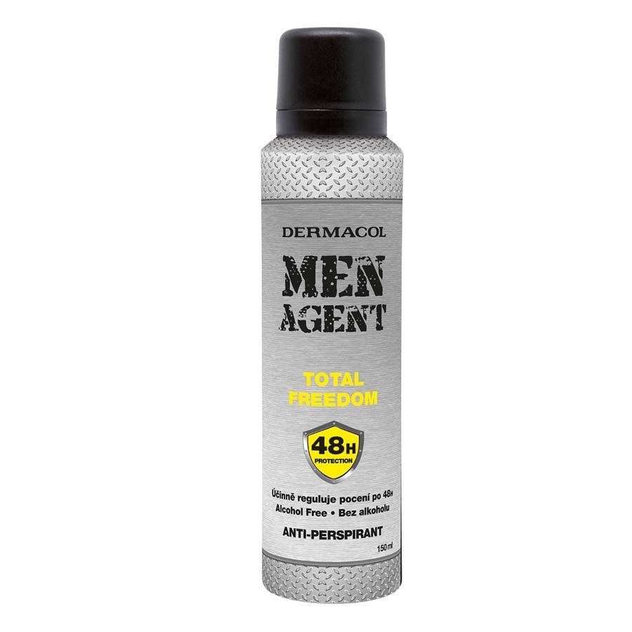 Dermacol MEN AGENT Antiperspirant Total Freedom