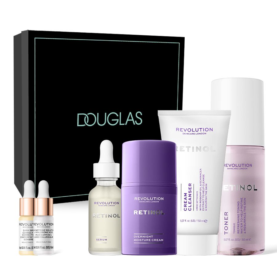 Revolution Skincare Retinol Skincare Set
