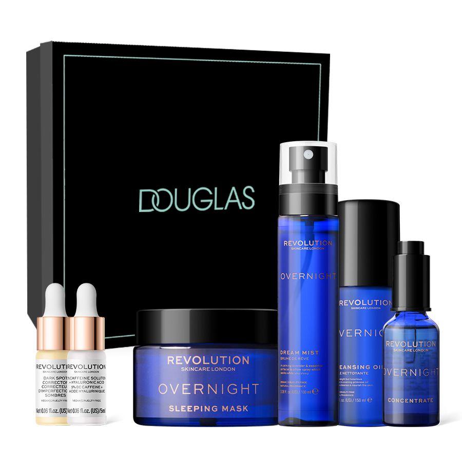 Revolution Skincare Overnight Skincare Set