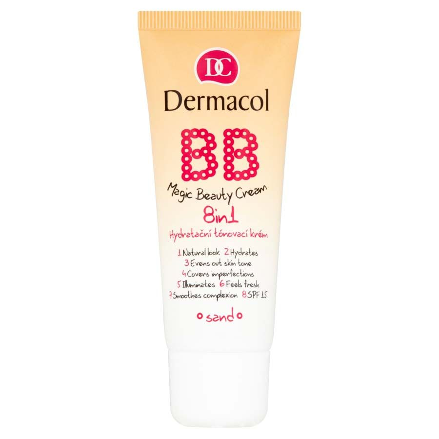 Dermacol BB Magic Beauty Cream 8v1