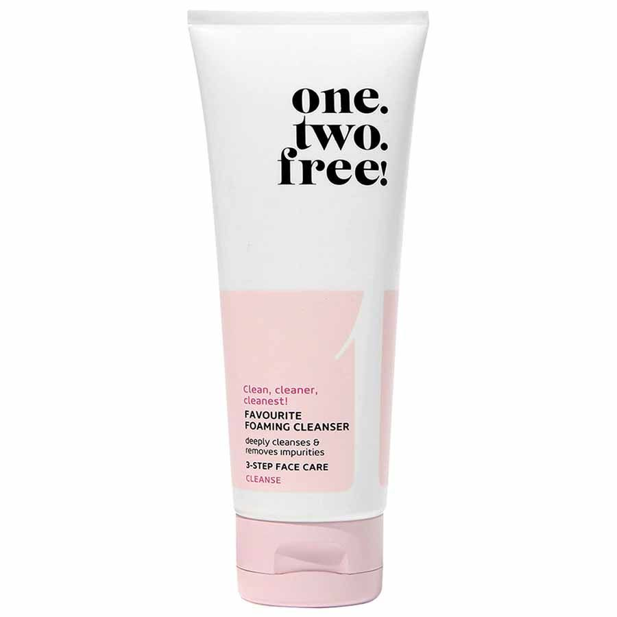 One.Two.Free! Favourite Foaming Cleanser
