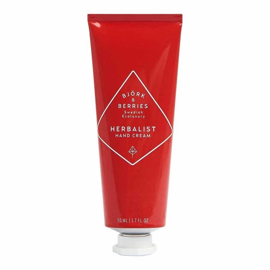 Björk & Berries Herbalist Hand Cream