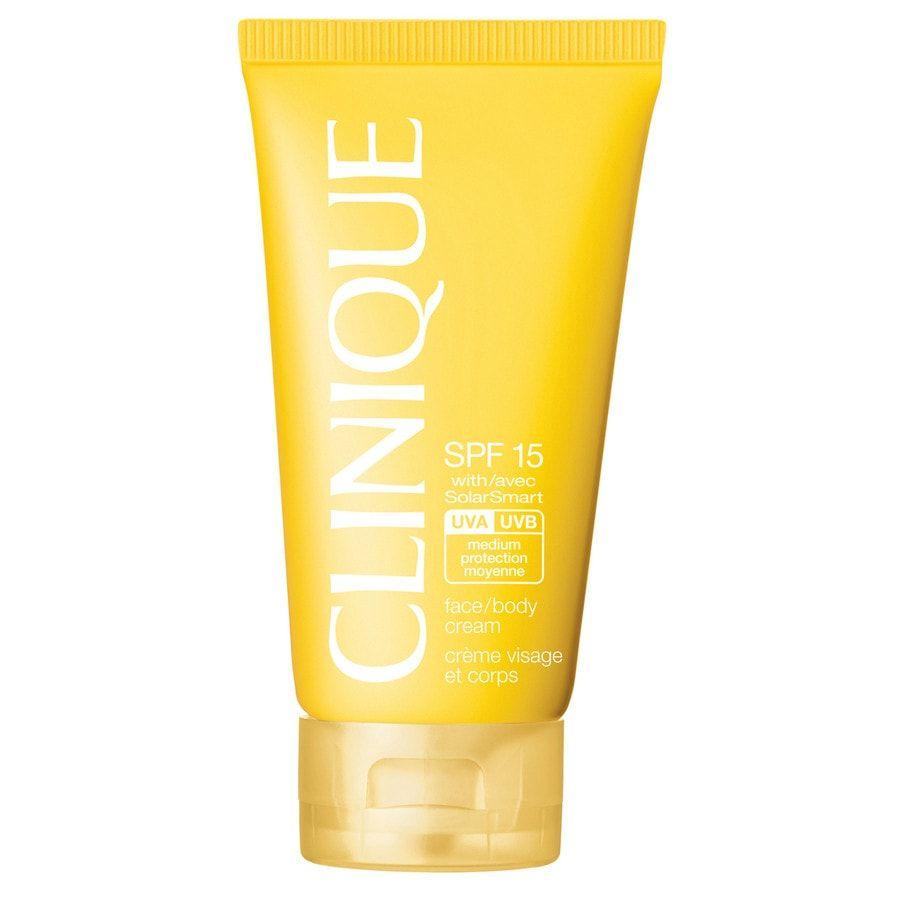 Clinique SPF 15 Face/Body Cream