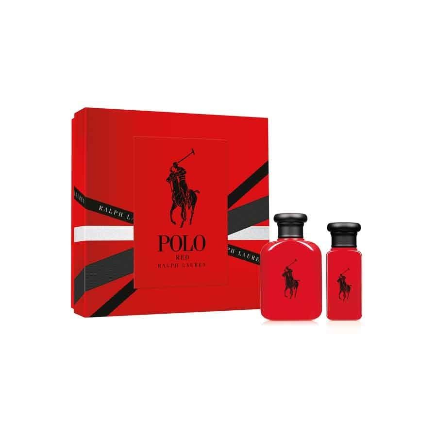 Ralph Lauren Polo Red Set (75 ml)