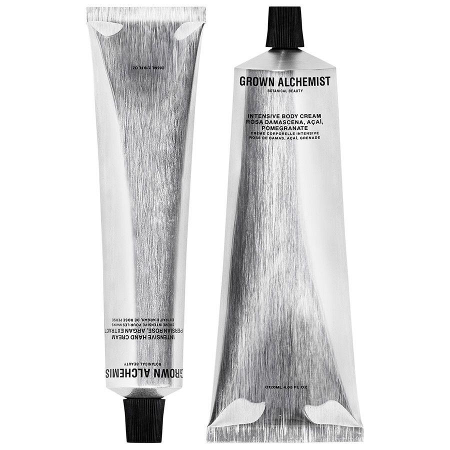 Grown Alchemist Silver Kit Intensive Hand Cream + Intensiv Body Cream