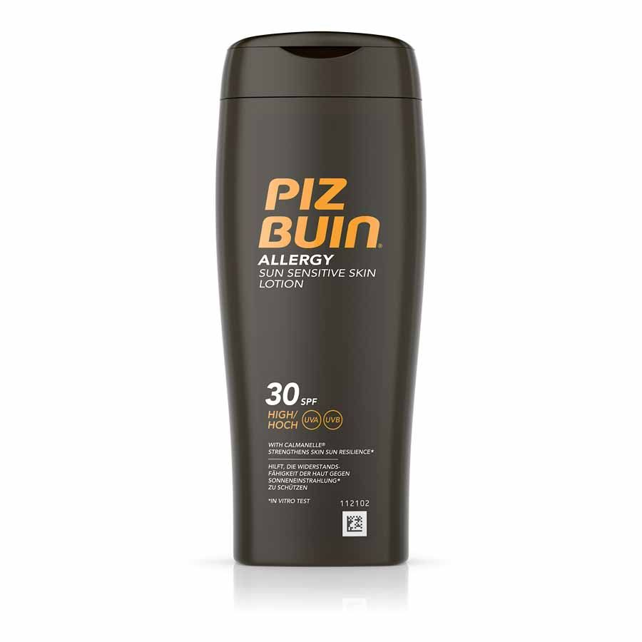 Piz Buin Allergy Sensitive Lotion SPF 30