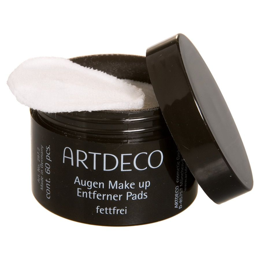 Artdeco Eye Make-up Remover Pads Oilfree 2