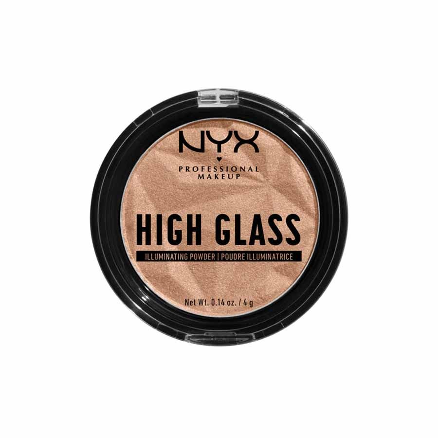 NYX Professional Makeup High Glass Illuminating Powder