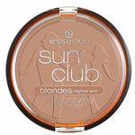 Essence Sun Club matující bronzový pudr