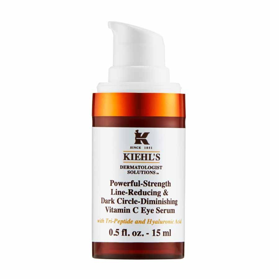 Kiehl's Powerful-Strength Line-Reducing & Dark Circle-Diminishing Vitamin C Eye Serum