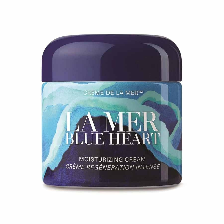 La Mer Blue Heart Creme Limited Edition
