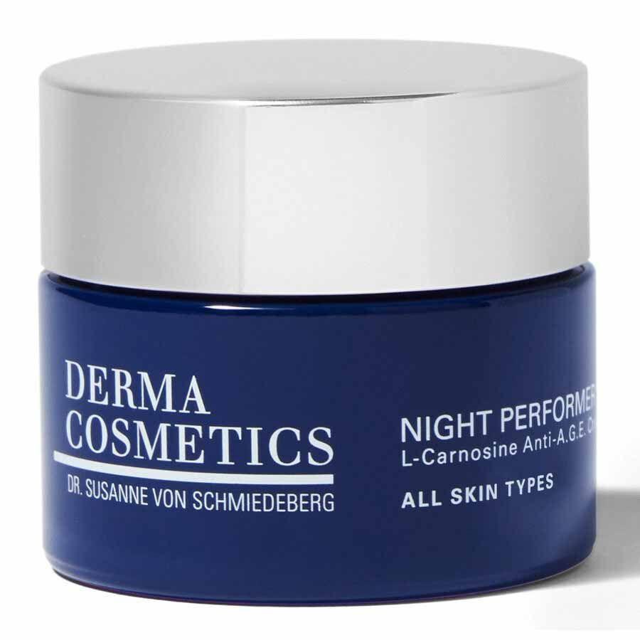 Dermacosmetics Night Perfomer L-Carnosine Anti-A.G.E Cream
