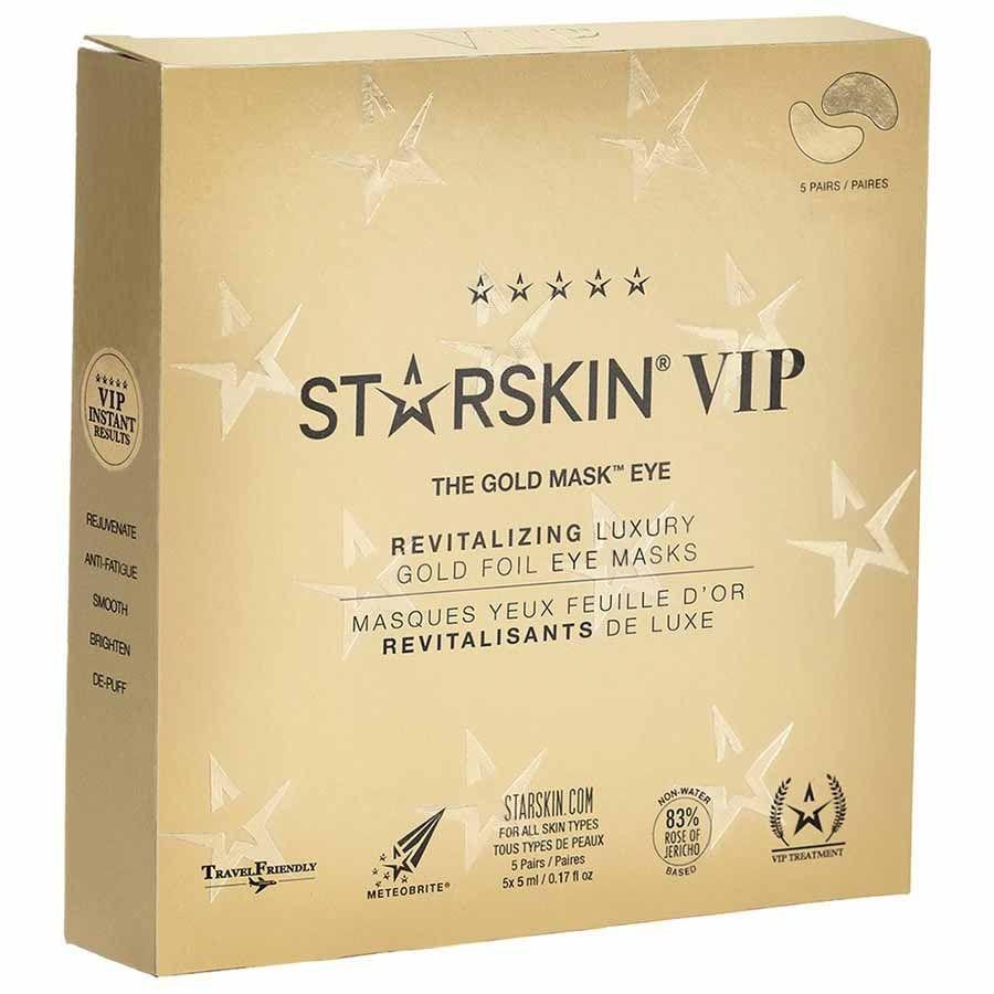 STARSKIN® VIP The Gold Mask Eye 5pack