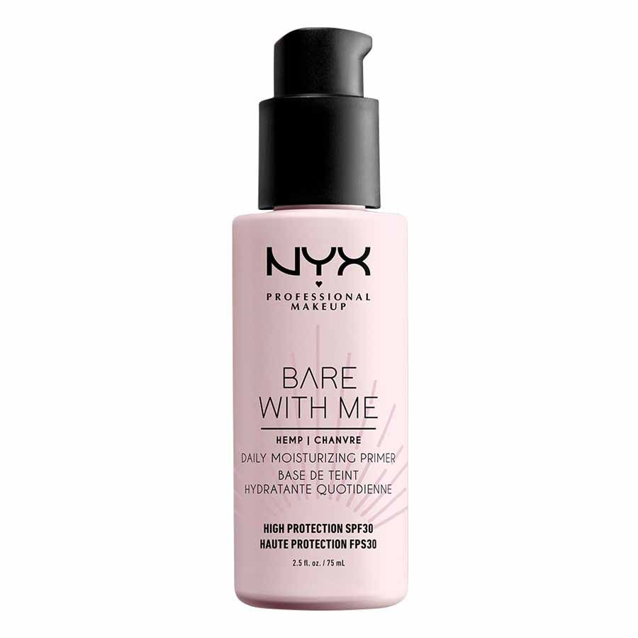 NYX Professional Makeup Bare With Me Hemp SPF 30 Daily Moisturizing Primer