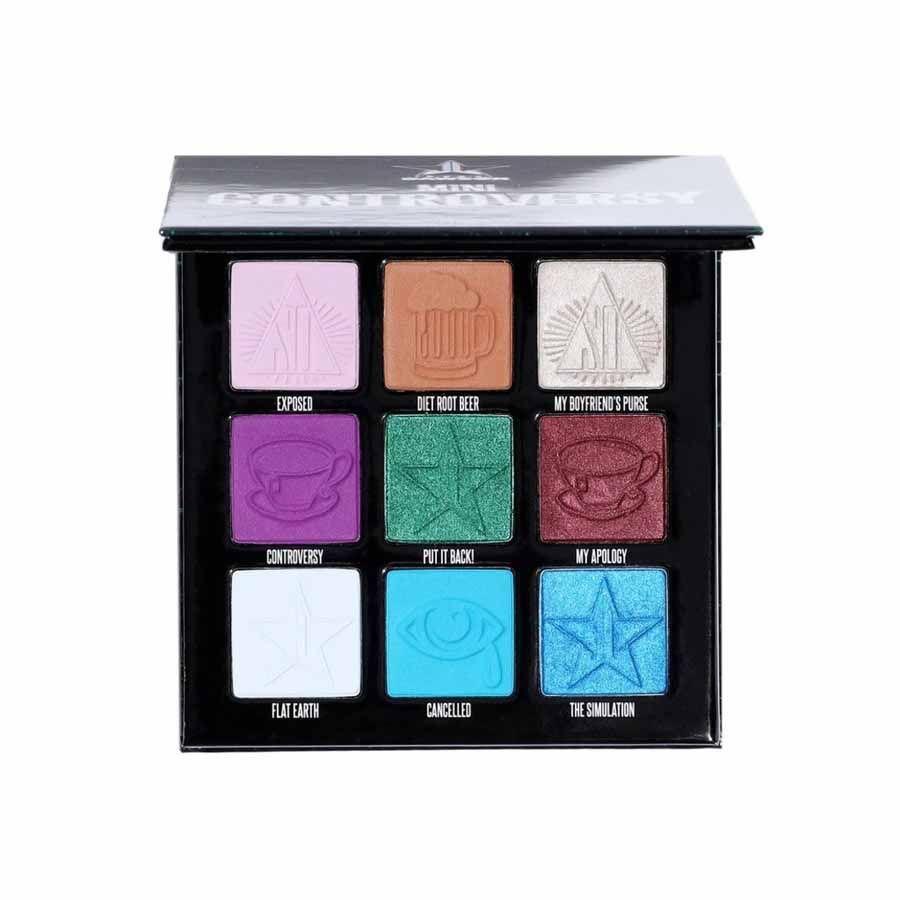Jeffree Star Cosmetics Mini Controversy Emerald Edition