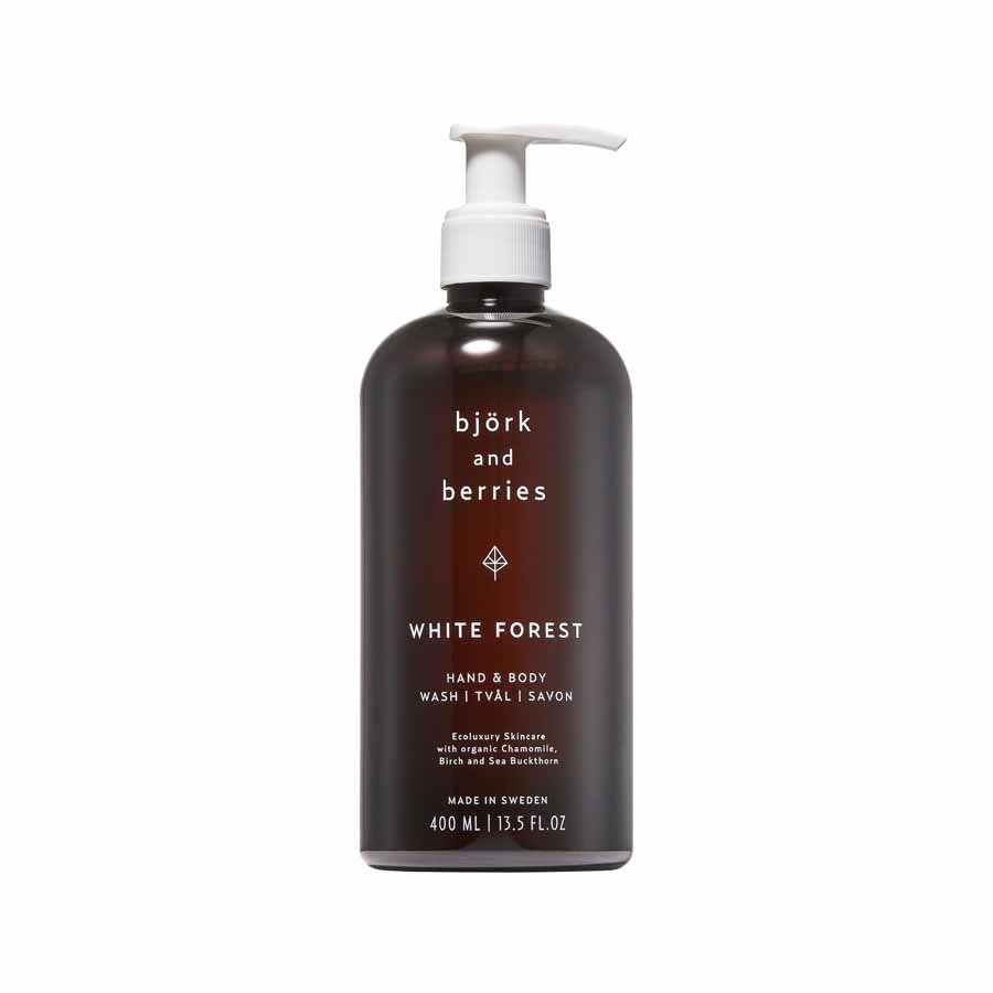 Björk & Berries White Forest Hand & Body Wash