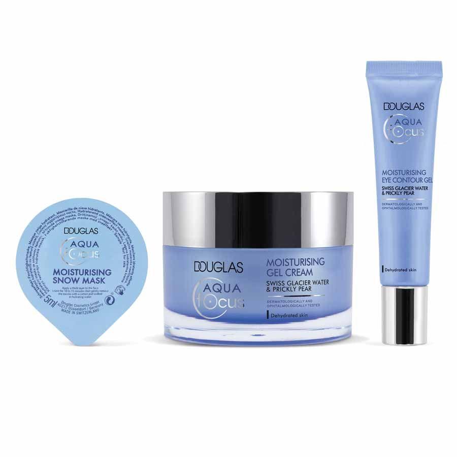 Douglas Collection Moisturizing Skincare Routine Set
