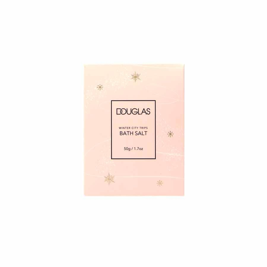 Douglas Collection Winter City Trips Bath Salt Pink