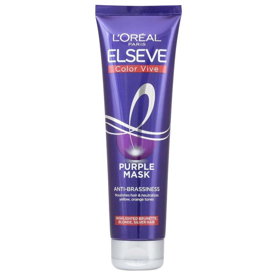 L´Oréal Paris Elseve Color-Vive Purple Mask