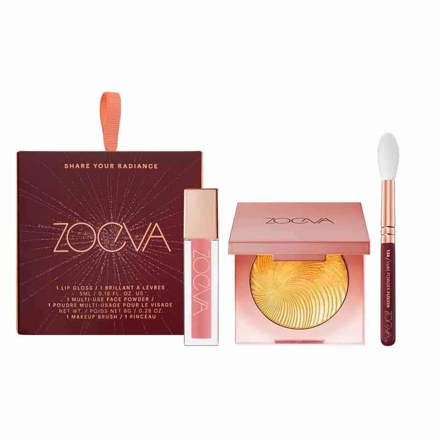 ZOEVA Share Your Radiance Cocotte