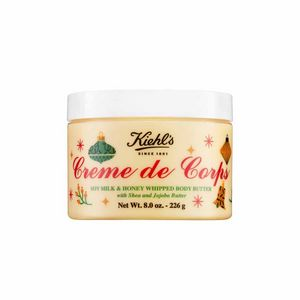 Kiehl's Creme de Corps Soy Milk & Honey Whipped Body Butter Limited Edition 2020