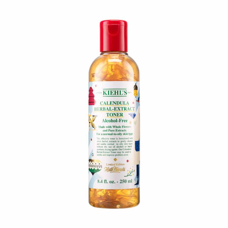 Kiehl's Calendula Herbal Extract Alcohol-Free Toner Limited Edition 2020
