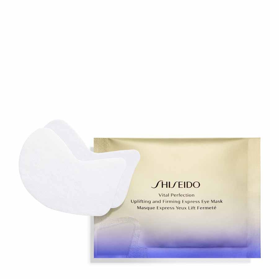 Shiseido Vital Perfection Uplifting & Firming Express Eye Mask