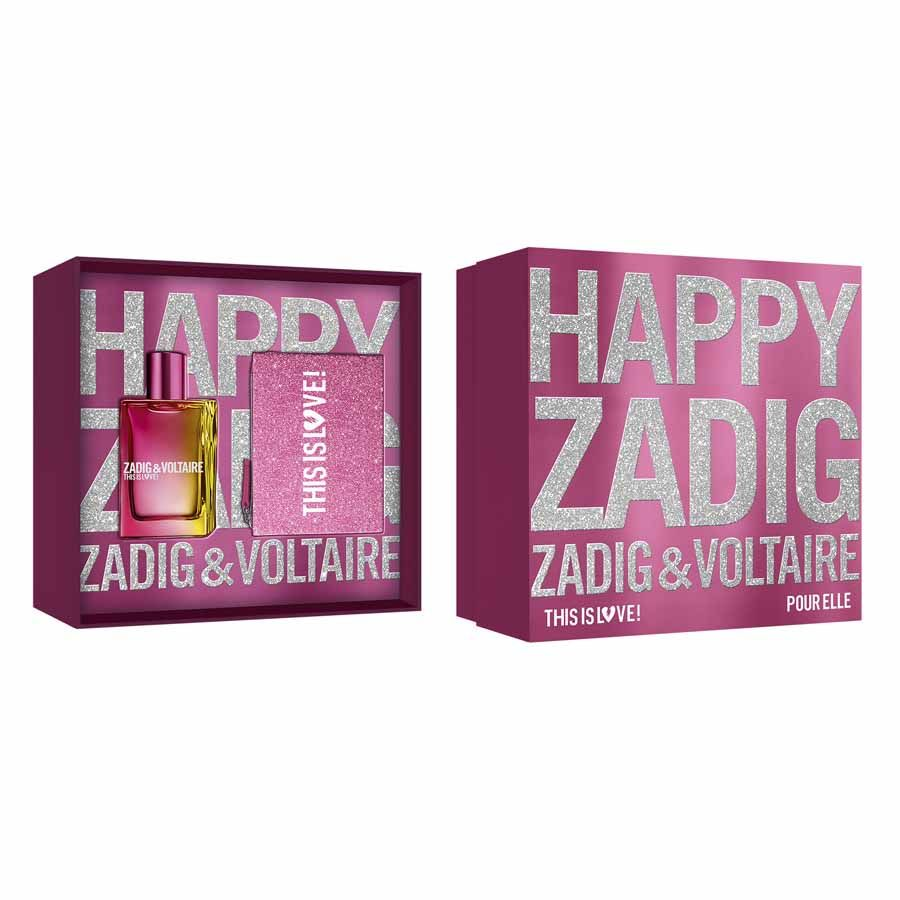 Zadig & Voltaire This is Love for her Xmas set