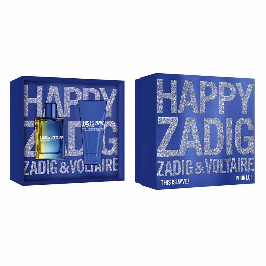 Zadig & Voltaire This is Love for Him Set